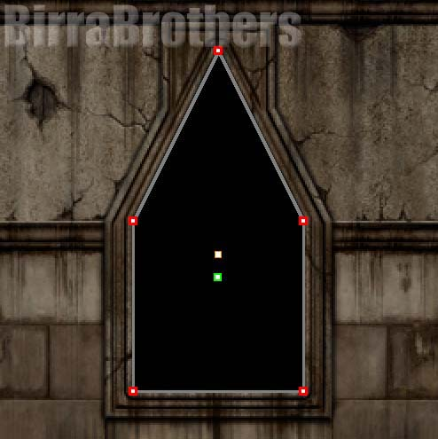 BB Drac - Unreal Tournament UED2 guide 2D Shape Editor